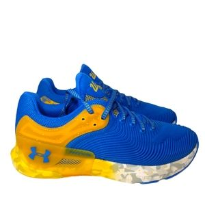 NEW Under Armour Hovr Apex 2 UCLA Mens 8.5